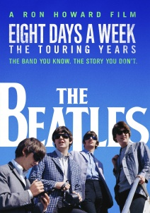 Omslag till filmen: The Beatles: Eight Days a Week